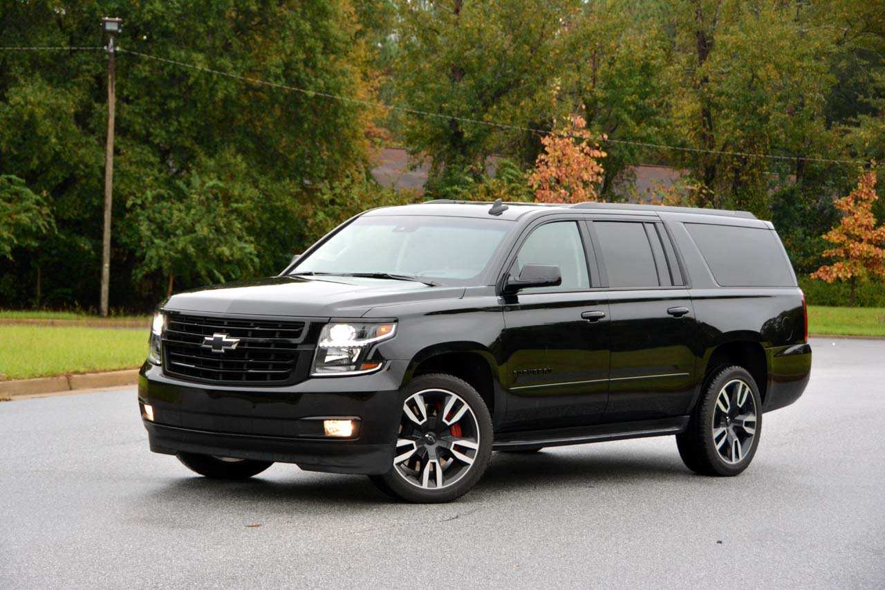 80 All New 2019 Chevrolet Suburban Review And Release Date