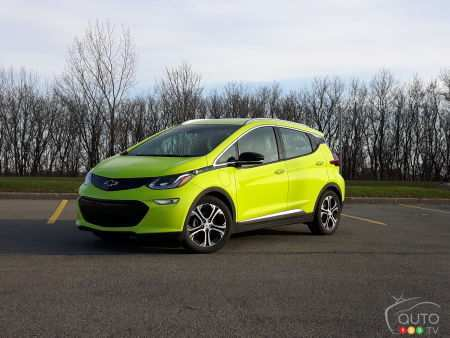 80 All New 2019 Chevy Bolt Speed Test
