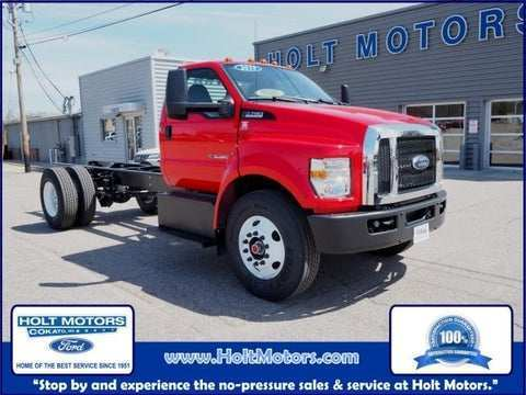 80 All New 2019 Ford F 650 F 750 Overview