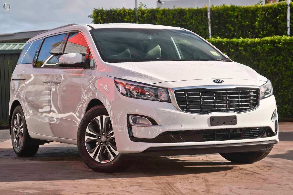 80 All New 2019 Kia Carnival Images