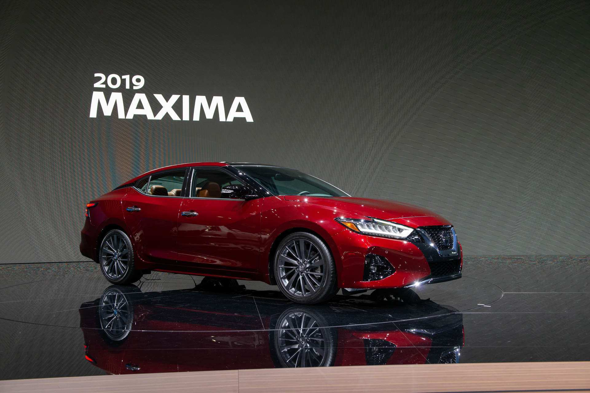 80 All New 2019 Nissan Maximas Spy Shoot