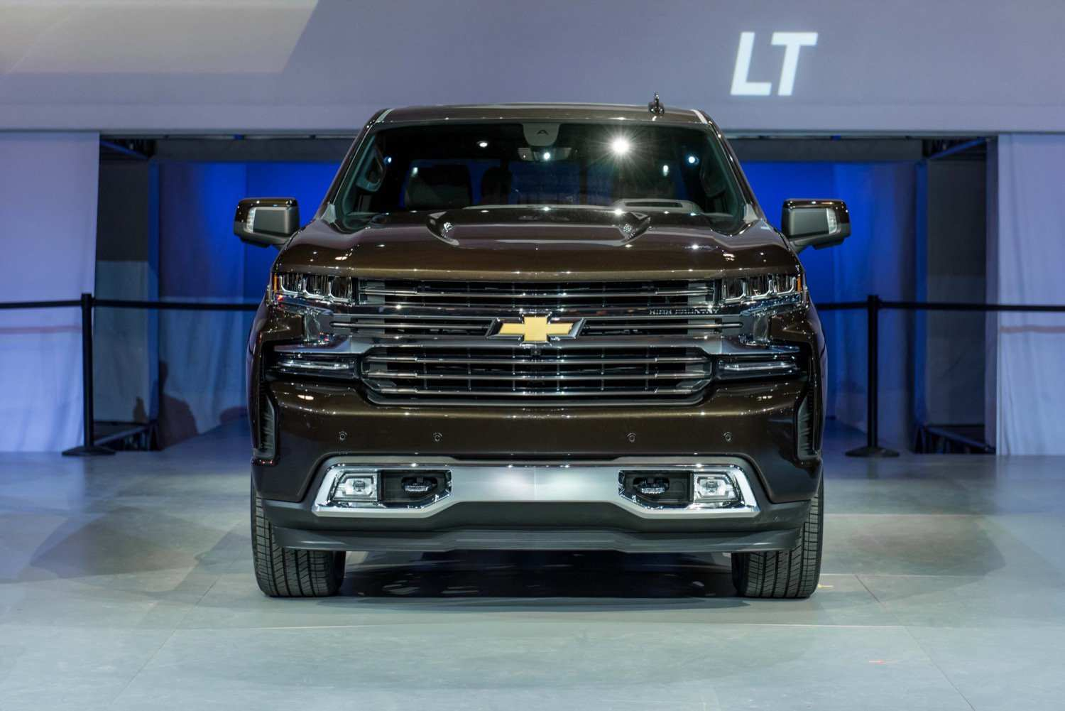 80 All New 2019 Silverado Hd Exterior