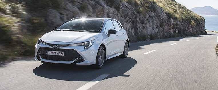 80 All New 2019 Toyota Corolla Interior