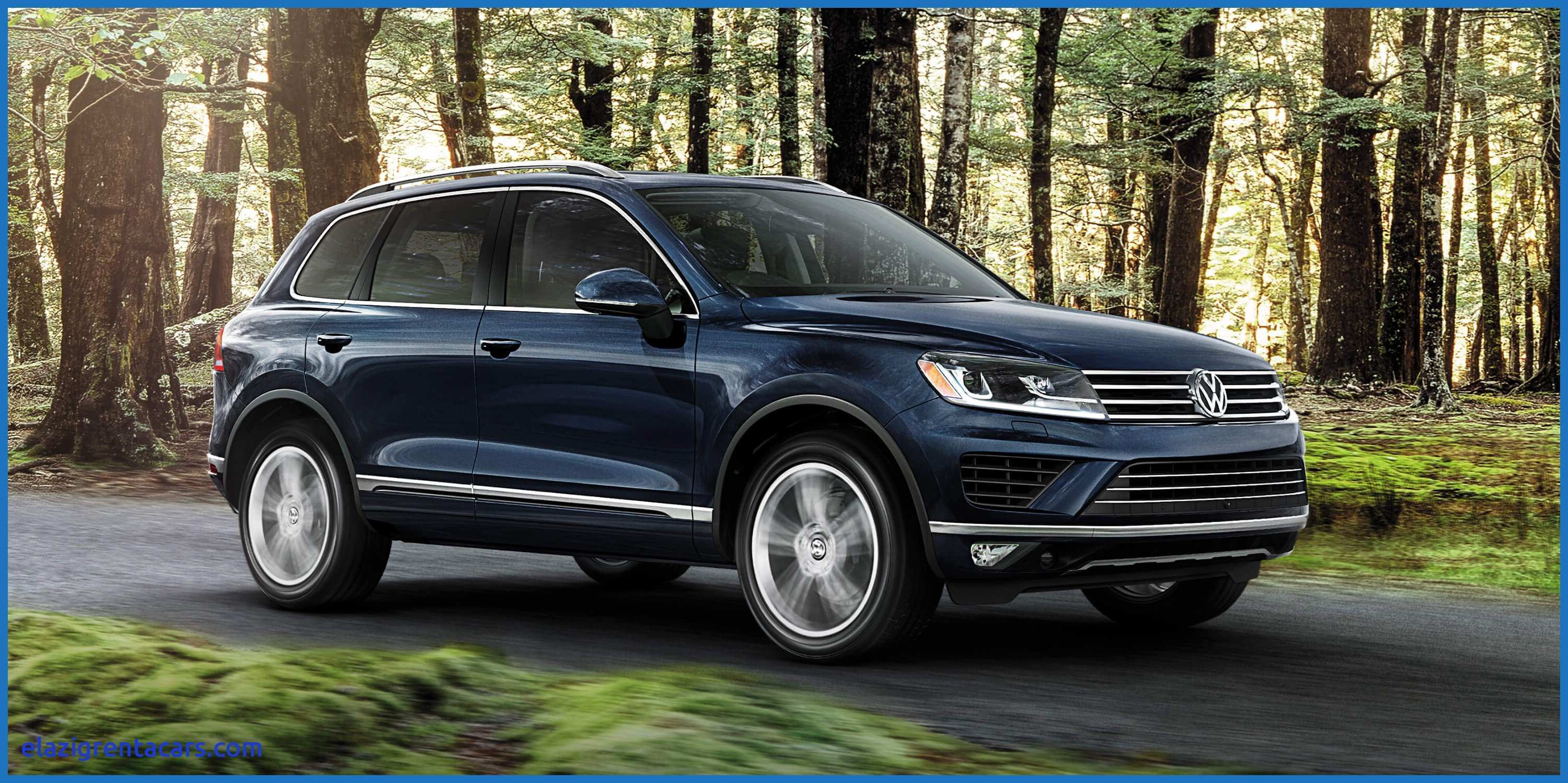 80 All New 2019 Vw Touareg Tdi Redesign