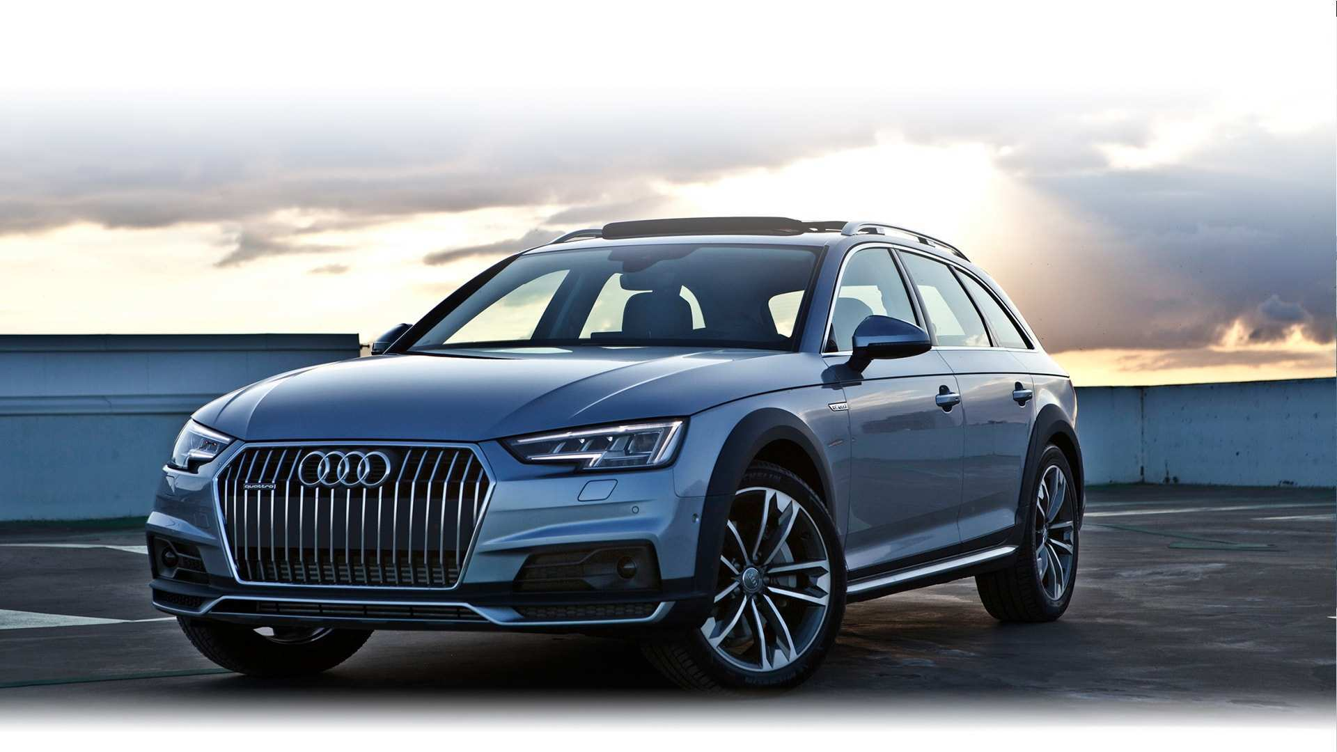 80 All New 2020 Audi Allroad Spy Shoot