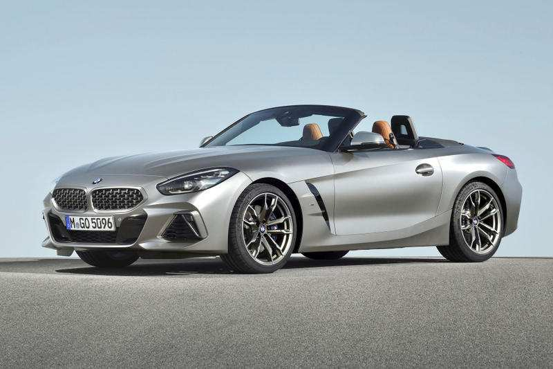 80 All New 2020 BMW Z4 Roadster Price And Release Date