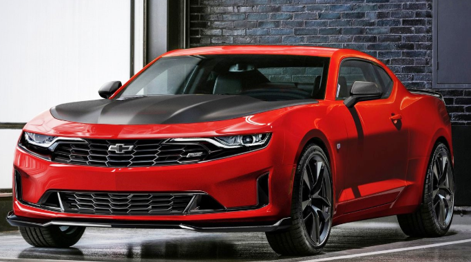 80 All New 2020 Chevy Camaro Competition Arrival Exterior