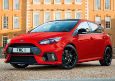 2020 Ford Focus Rs St