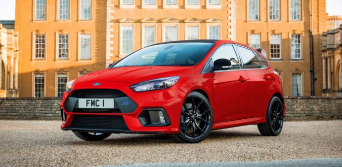80 All New 2020 Ford Focus Rs St Release Date and Concept