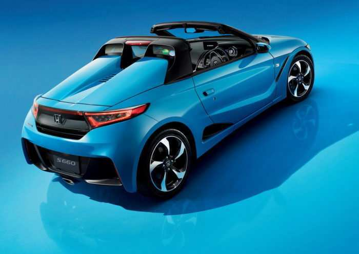 80 All New 2020 Honda S660 New Review