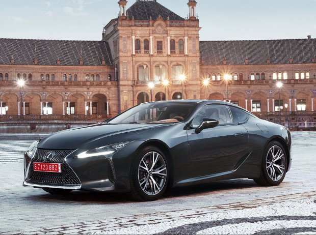 80 All New 2020 Lexus Lf Lc Release