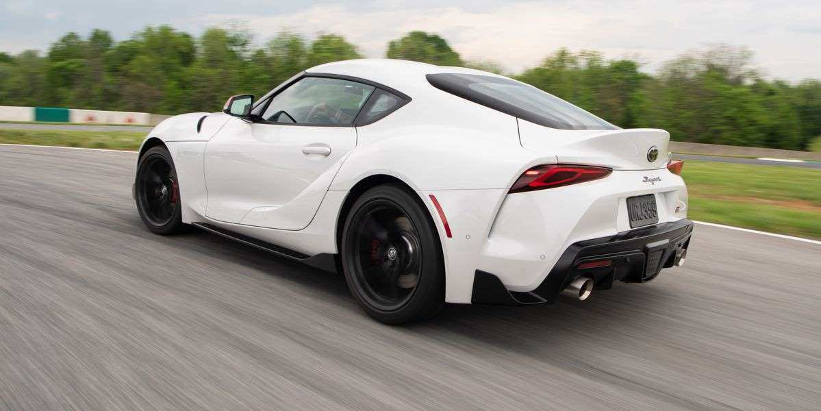 80 All New 2020 Toyota Supra Quarter Mile New Model And Performance