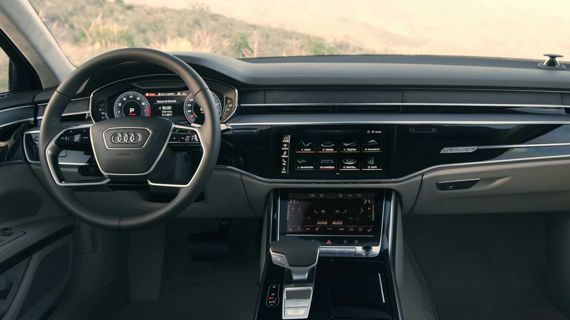 80 All New Audi A8 Engine