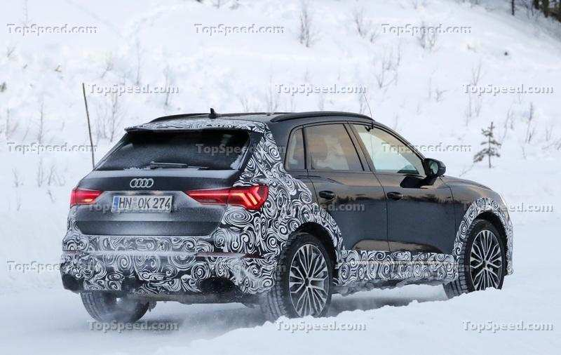 80 All New Audi Rsq3 2020 Concept And Review