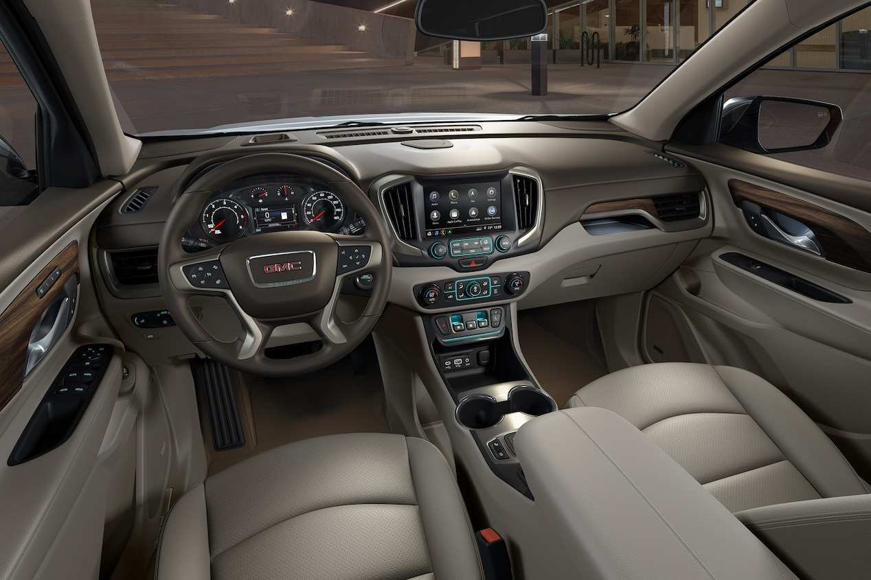 80 All New GMC Terrain 2020 Concept And Review