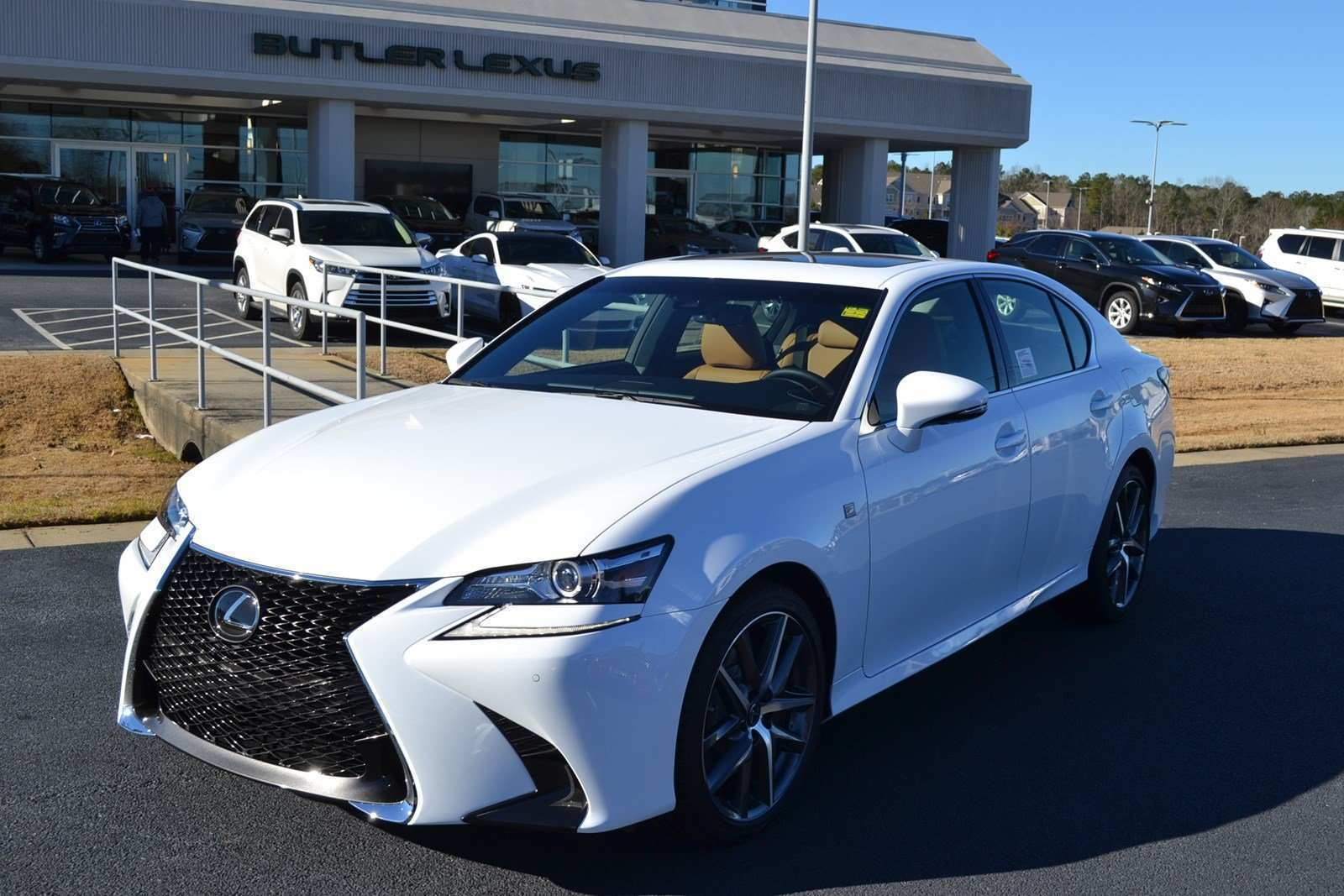 80 All New Lexus Gs 2019 Release Date And Concept