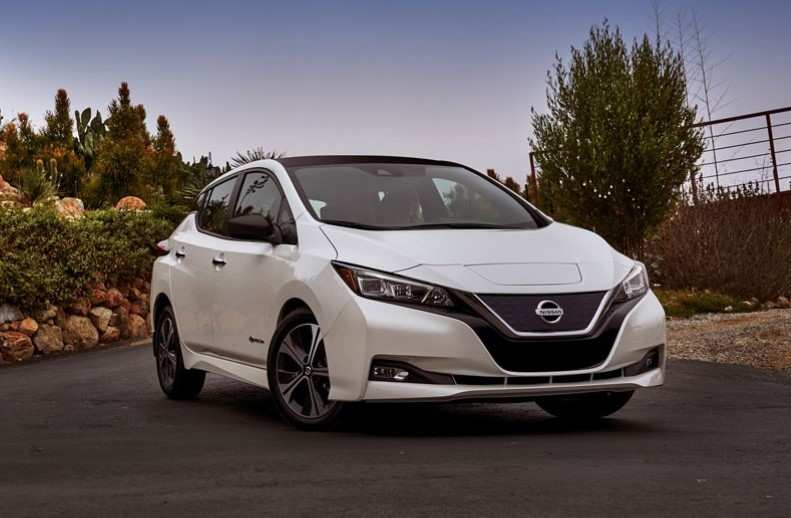 80 All New Nissan Leaf 2020 Release Price
