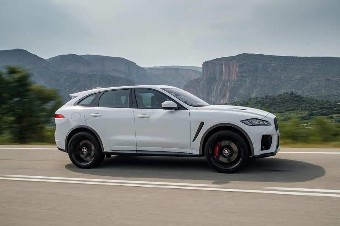 80 All New Suv Jaguar 2019 Release