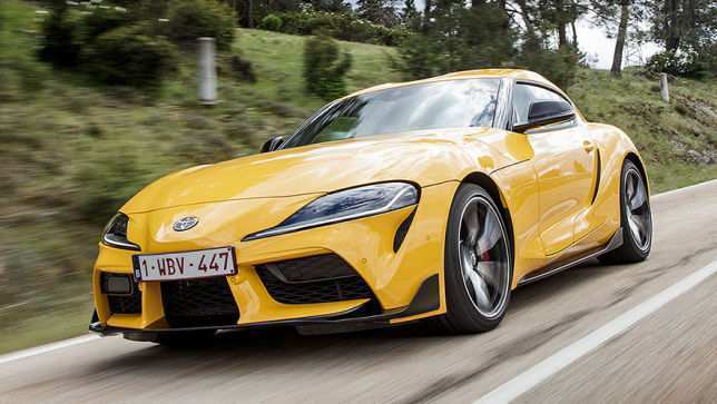 80 All New Toyota Supra 2019 Performance