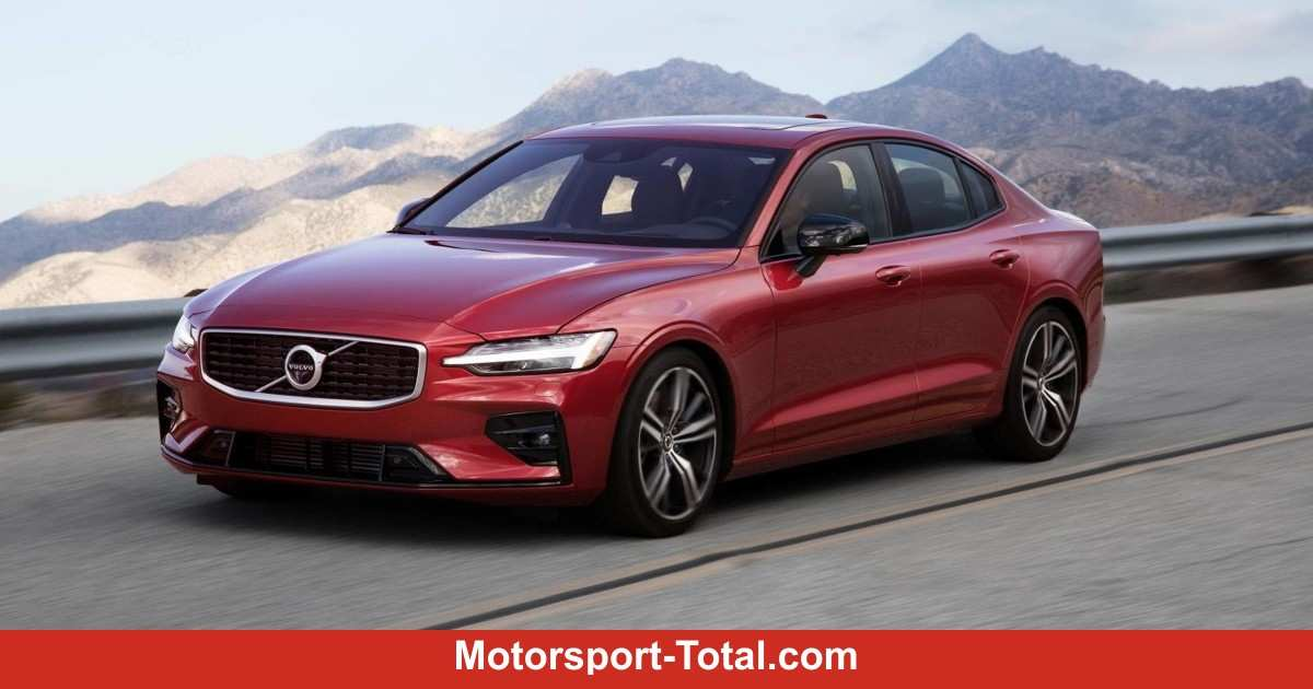 80 All New Volvo S60 2019 Hybrid New Model And Performance