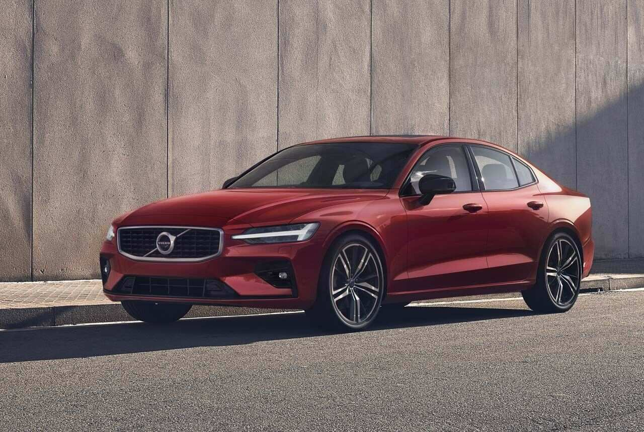 80 All New Volvo S60 2019 Images