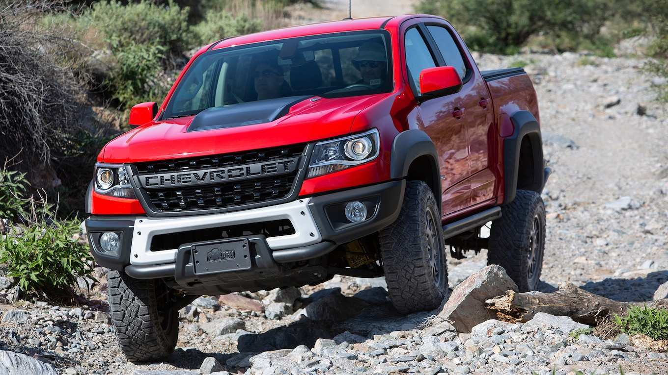 80 Best 2019 Chevrolet Colorado Z72 Performance And New Engine