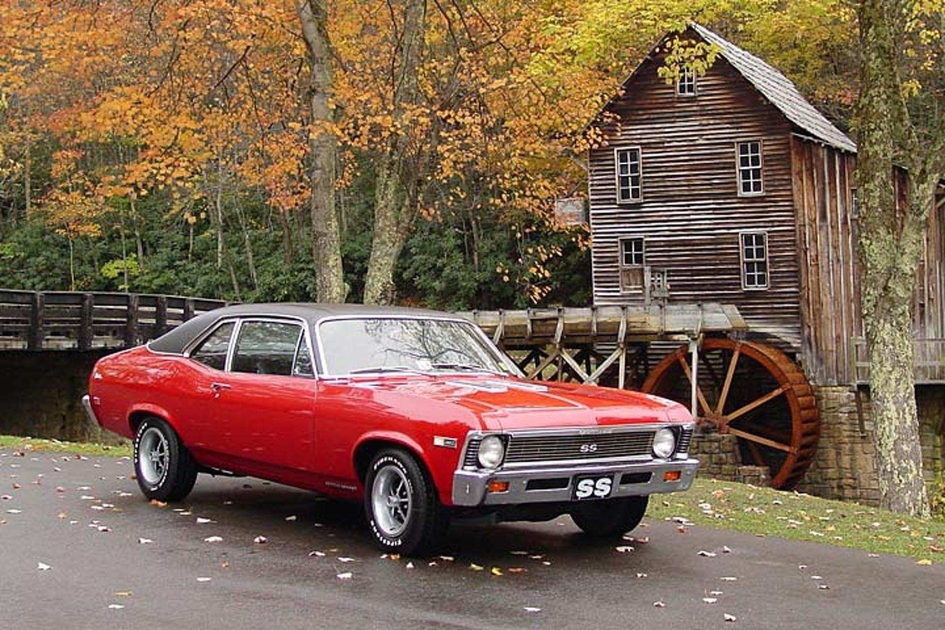 80 Best 2019 Chevy Nova Ss Wallpaper