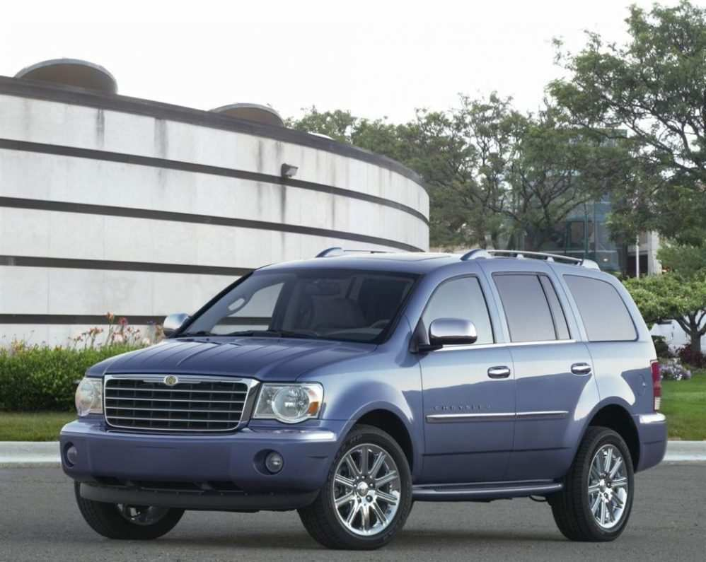 80 Best 2019 Chrysler Aspen Release Date And Concept