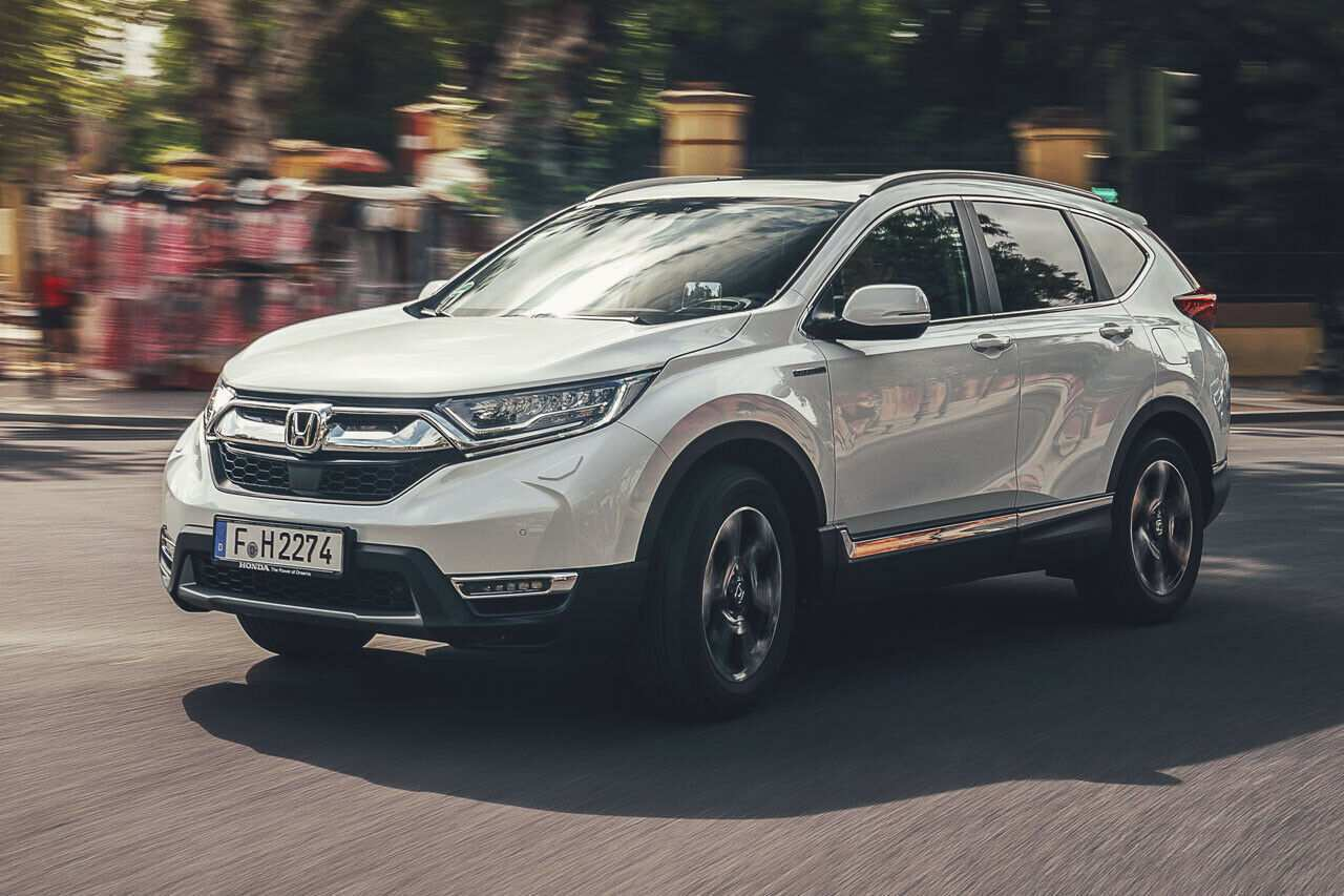 80 Best 2019 Honda CRV New Review