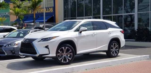 80 Best 2019 Lexus RX 350 Release Date And Concept