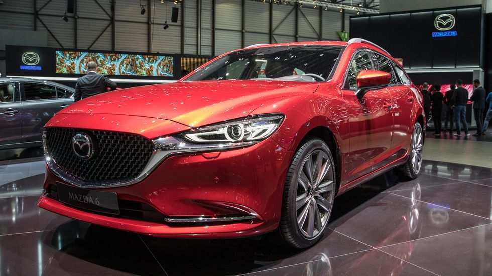 80 Best 2019 Mazda 6 Redesign And Review
