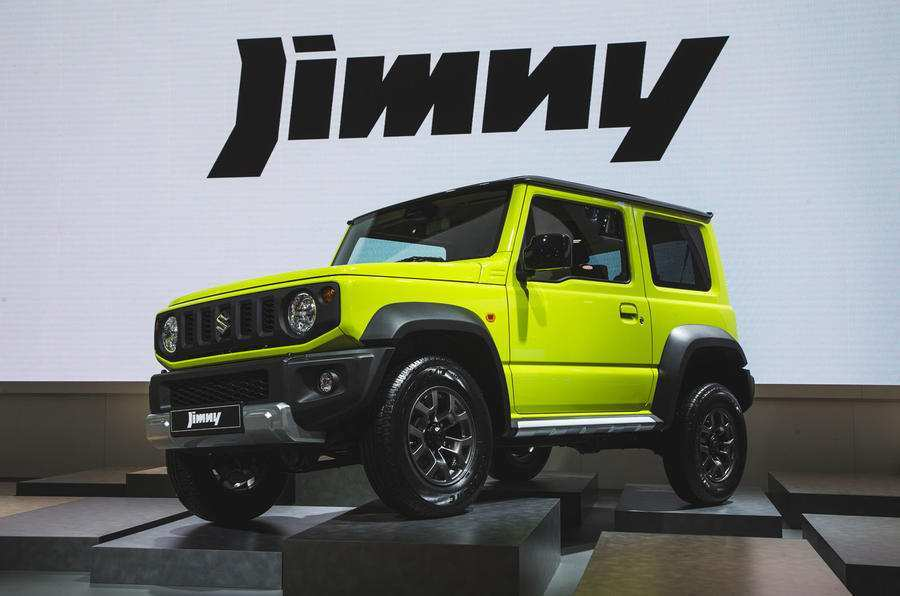 80 Best 2019 Suzuki Jimny Model Reviews