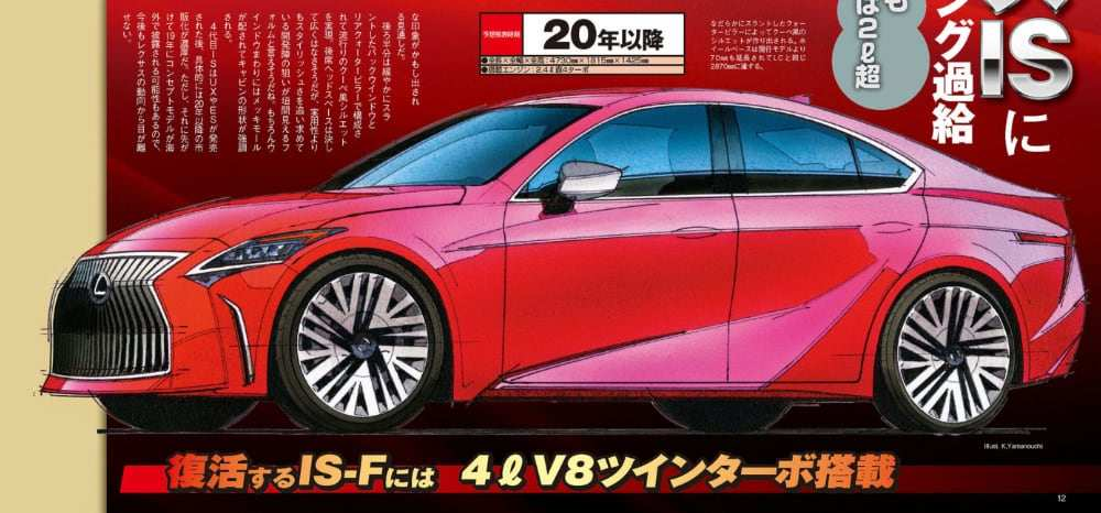 80 Best 2020 Lexus IS350 Redesign