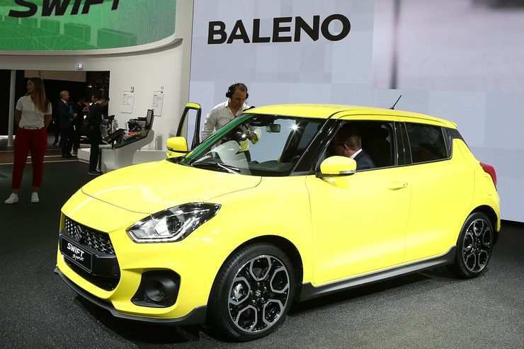 80 Best 2020 New Suzuki Swift Sport Redesign And Concept