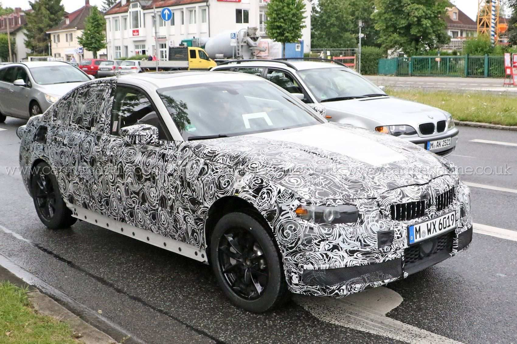 80 Best 2020 Spy Shots BMW 3 Series History