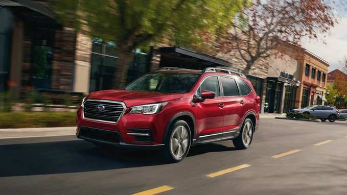 80 Best 2020 Subaru Ascent Release Date Rumors