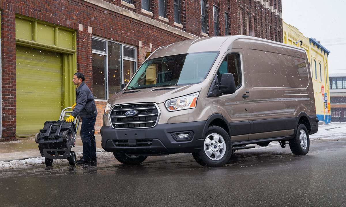 80 Best Ford Van 2020 Ratings
