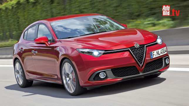 80 New 2019 Alfa Romeo Giulietta Performance And New Engine