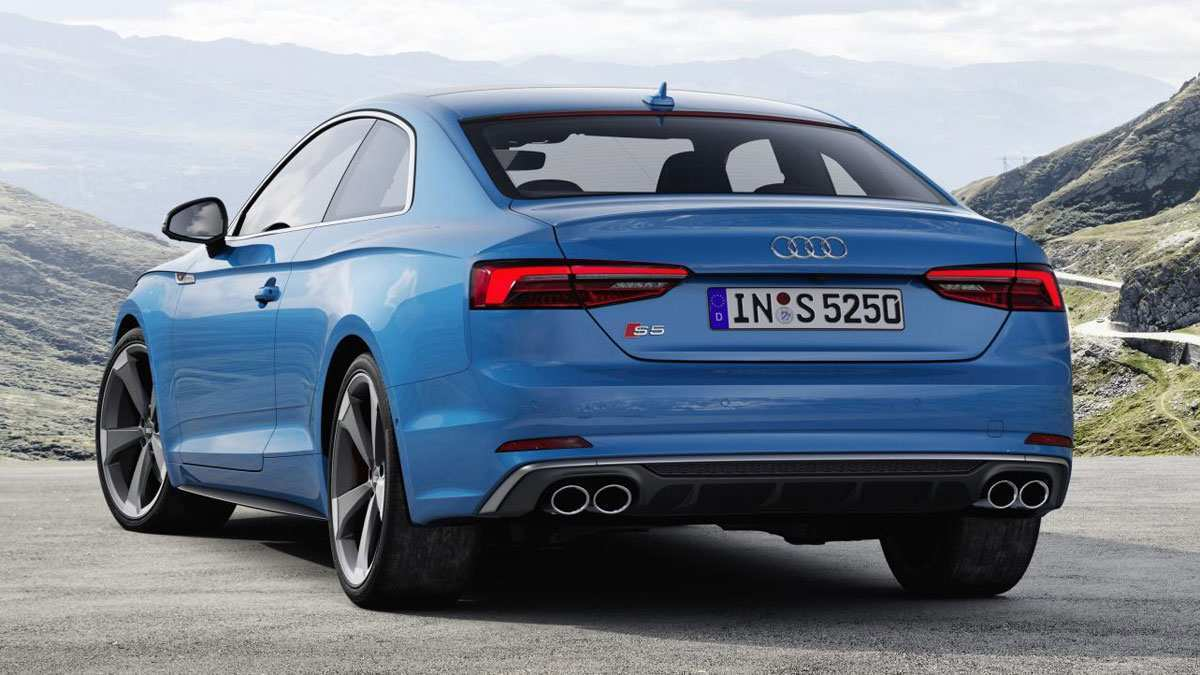 80 New 2019 Audi Rs5 Tdi Redesign And Review