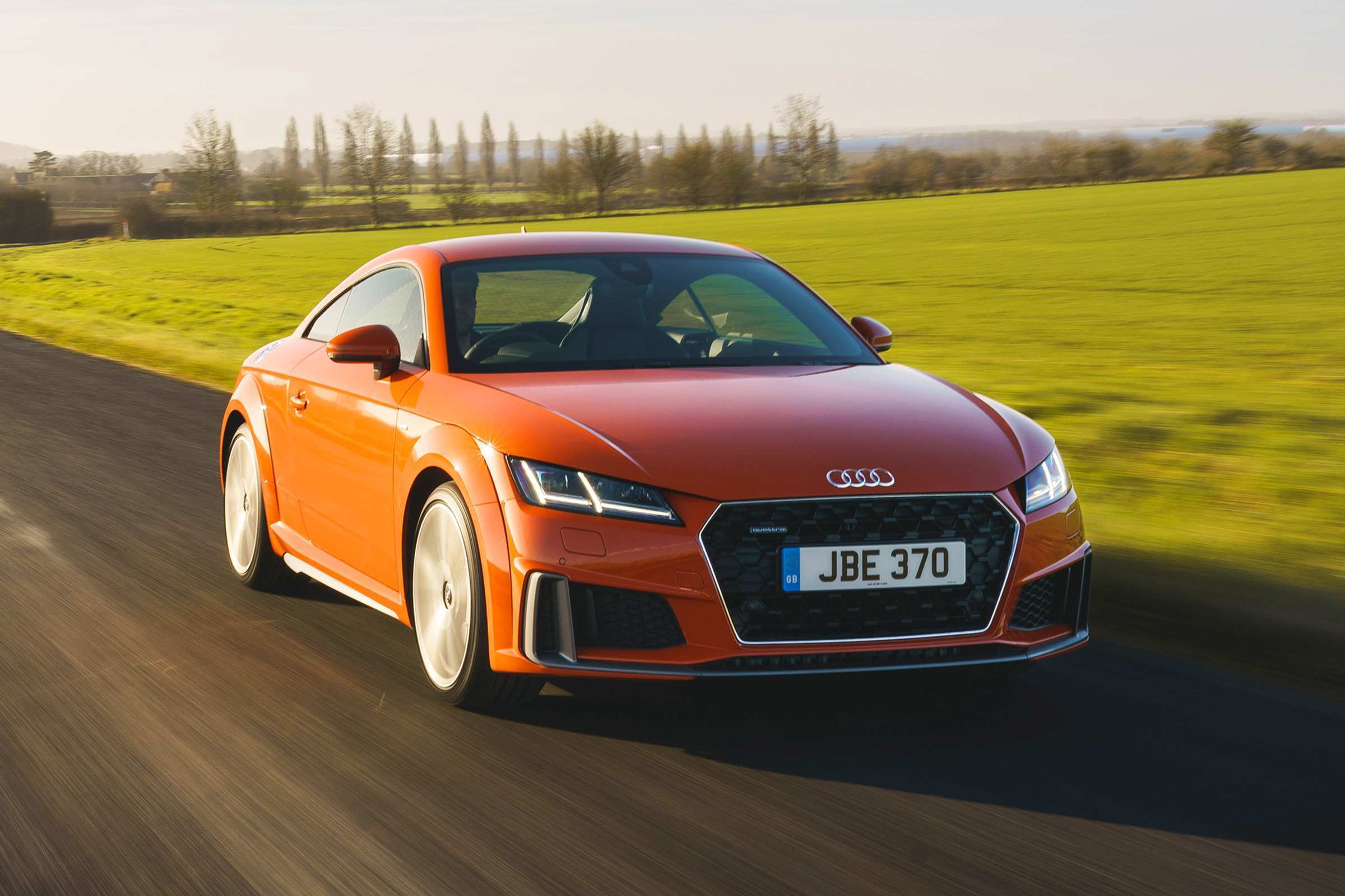 80 New 2019 Audi TTS Wallpaper