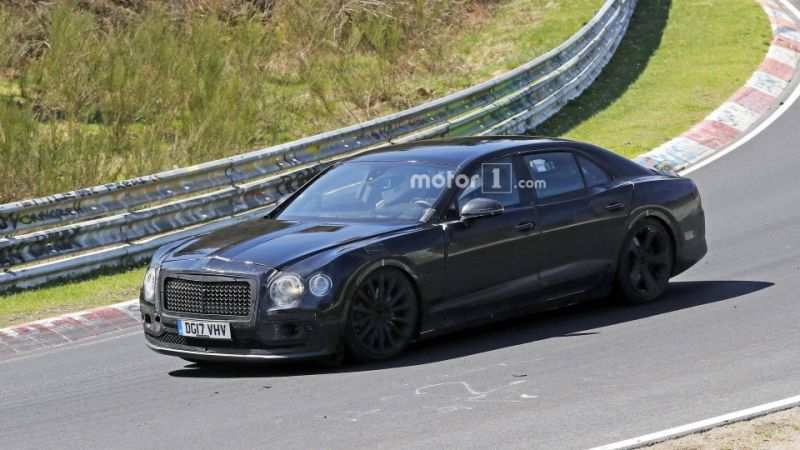 80 New 2019 Bentley Flying Spur Wallpaper