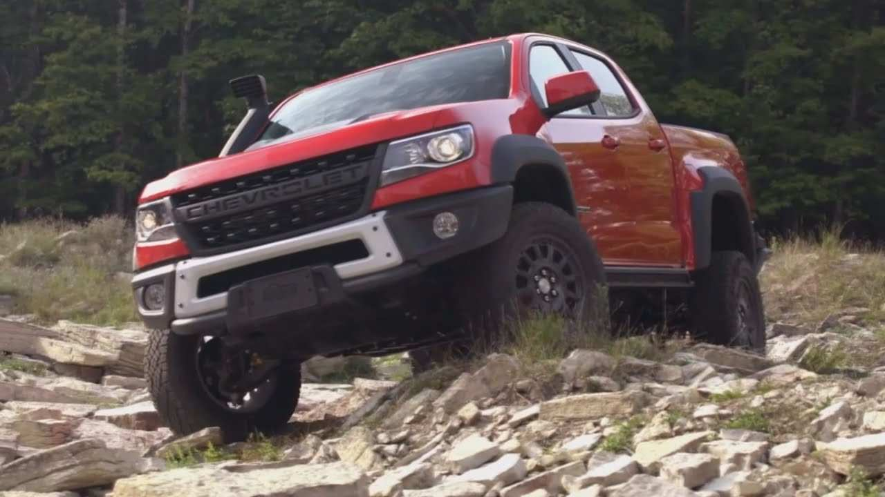 80 New 2019 Chevrolet Colorado Z72 Price And Release Date