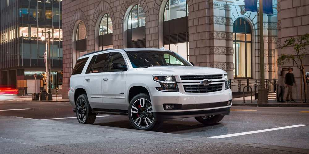 80 New 2019 Chevy Tahoe Ltz Concept And Review