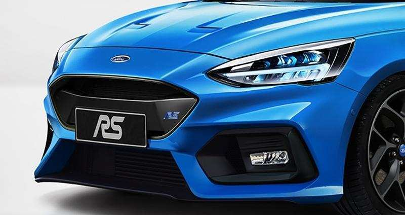 80 New 2019 Ford Focus Rs St Release Date