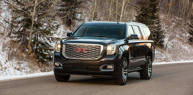 80 New 2019 GMC Yukon XL Spesification