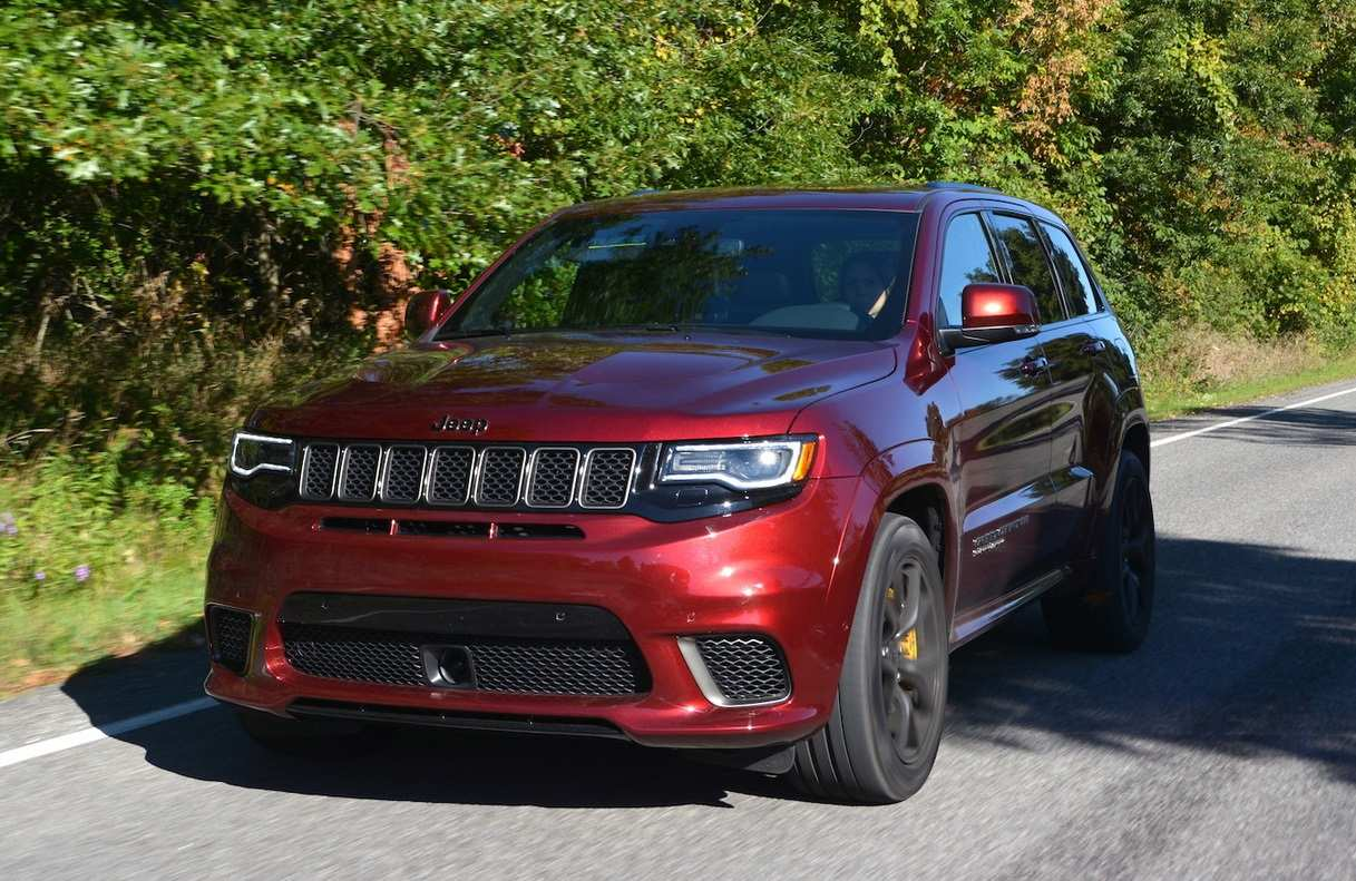 80 New 2019 Jeep Grand Cherokee Trackhawk Review