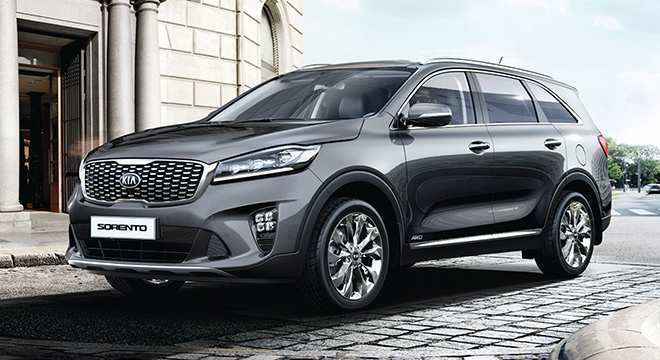 80 New 2019 Kia Sorento New Review
