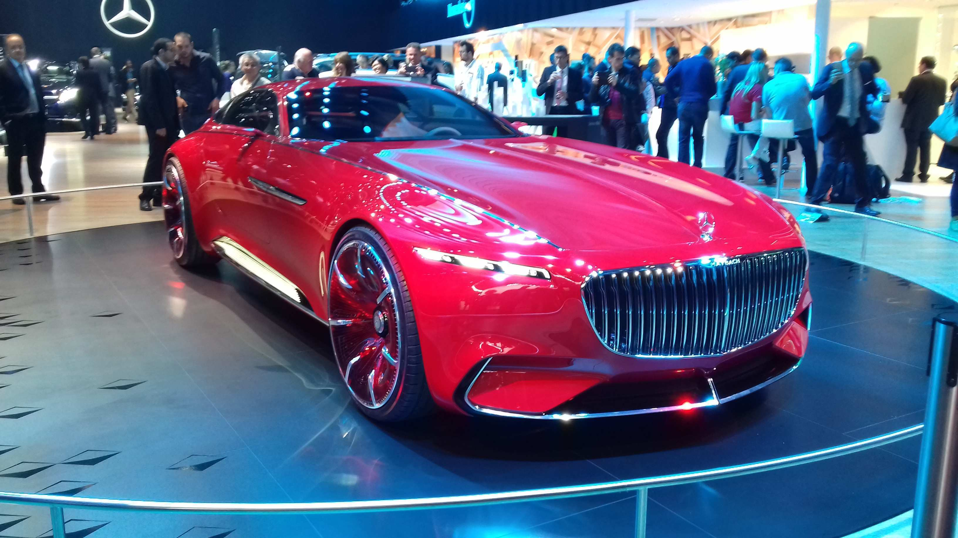 80 New 2019 Mercedes Maybach 6 Cabriolet Price Research New