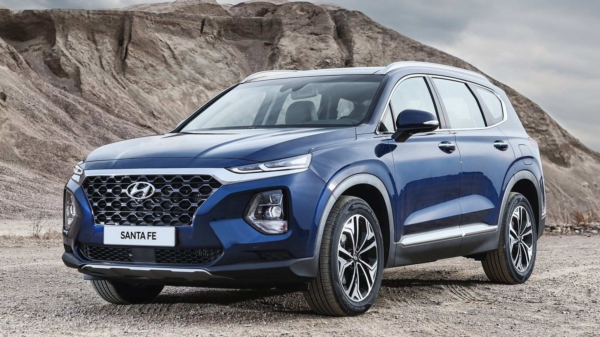 80 New 2019 Santa Fe Sports Images