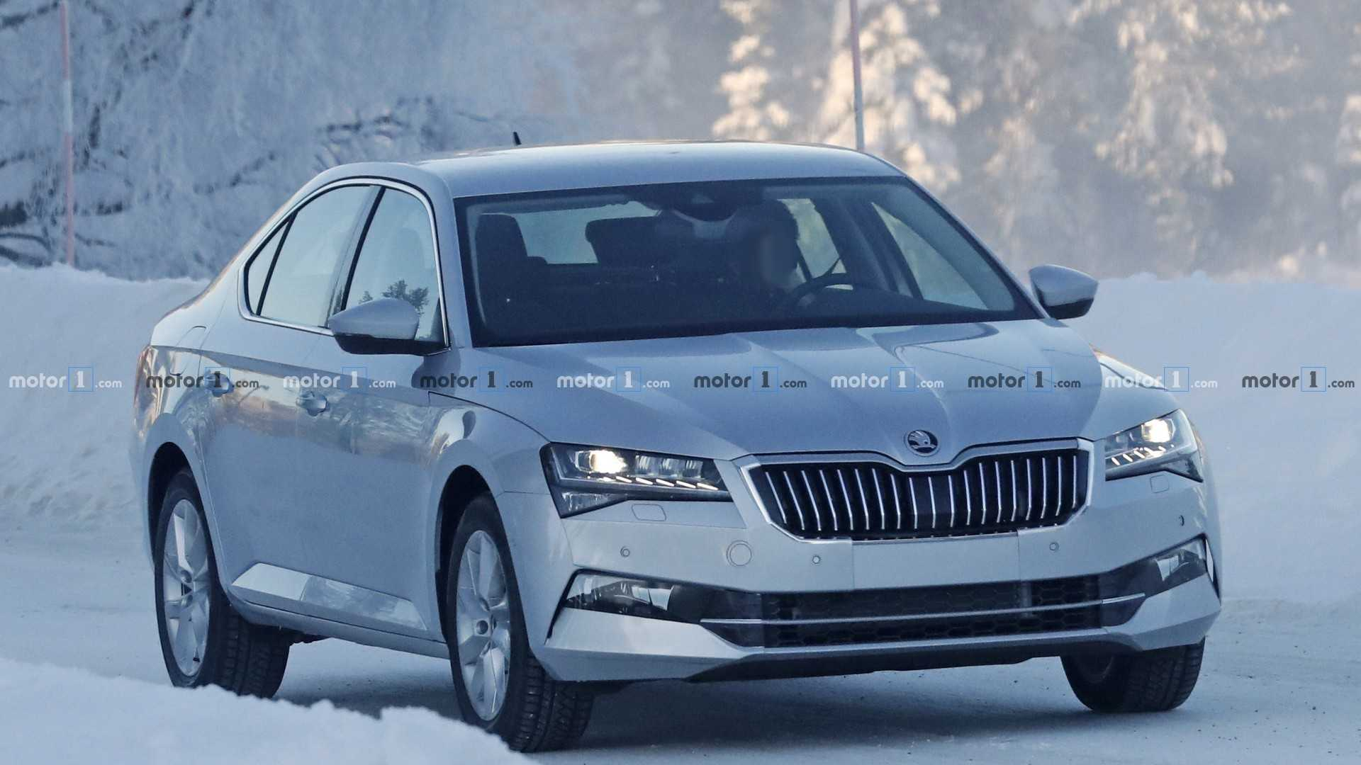 80 New 2019 Skoda Octavia Review